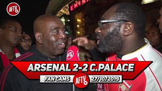 Arsenal 2-2 Crystal Palace | Xhaka Has Been Made A Scapegoat! (Kenny Ken)