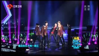 王力宏-《龙的传人》-江苏卫视2013跨年演唱会-HD