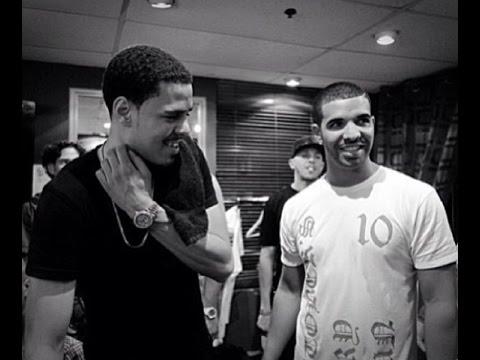 J Cole Eyebrows Vs Drakes Drake & J. Cole - ...