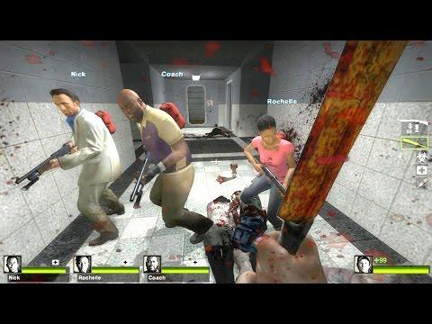 Чит коды на Left 4 Dead 2, скачать трейнер и прохождения игры