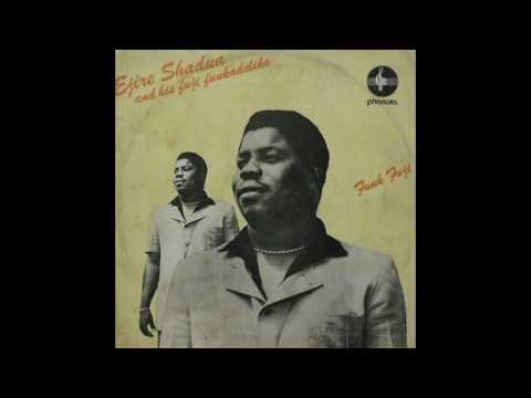 Ejire Shadua -  FUNK FUJI (1981)