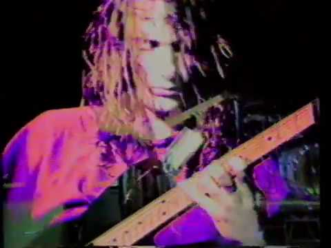 BLOW (Bobby Rock, Crow, and Ben Burton) at Liberty Lunch, Austin, Tx. 1988 on philmorvideo
