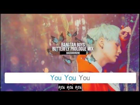 [KARAOKE/THAISUB] BTS - Butterfly (Prologue Mix)