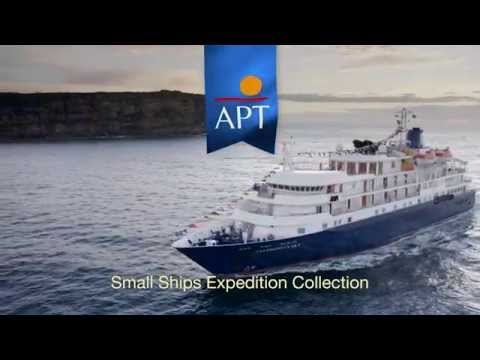 APT Small Ship Cruising - Expedition Collection