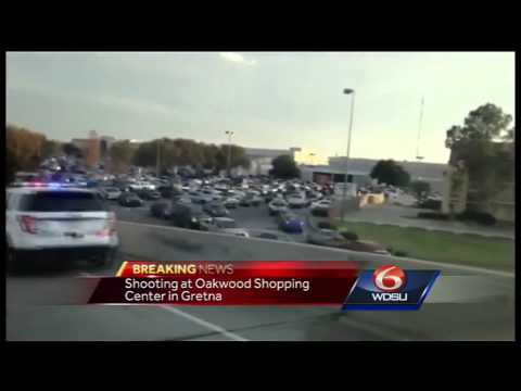 Chaos erupts after shooting at Oakwood Center mall