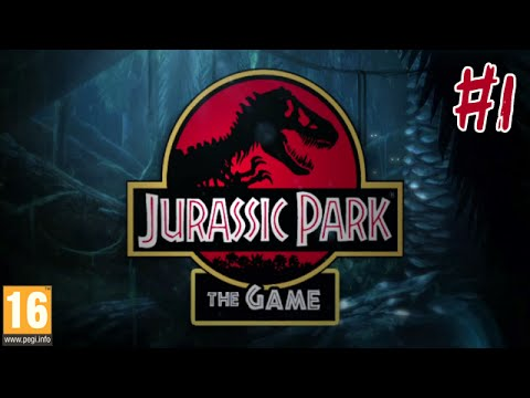 Tine's Play : Jurassic Park - The Game | Ep 1 [FR] - Dilophosaure !