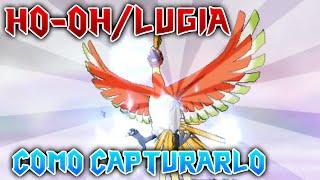 como capturar a lugia y a ho oh en pokmon rub omega y zafiro alfa