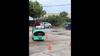 Forklift Operator Demonstration
