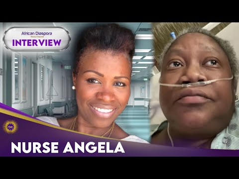 Nurse Angela Breaks Down The Dr Susan Moore Viral Video
