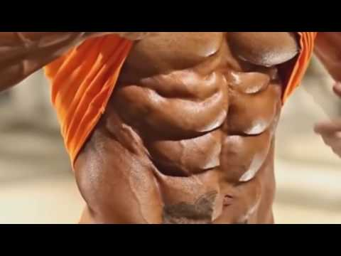 Muscle Men - Ripped Abs Сompilation