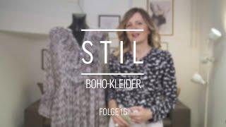 Diese Accessoires passen zu Boho-Kleider | Stil im Alltag | Folge 16