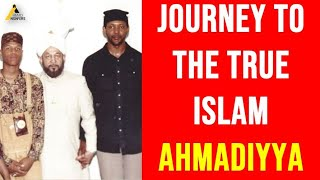 Inspiring Convert Story : Serving and Reaching the Hearts Through the True Islam, Ahmadiyya