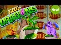 NEW GAME❗⭐LITTLE DRAGONS⭐⭐EL BARRIL⭐ By WMS Live Play Features
