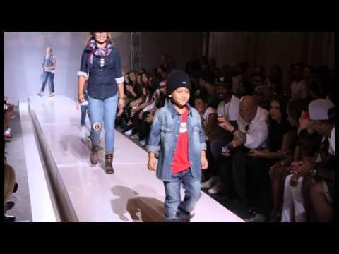 Kids Rock Fashion Show- Nike, Levi's & Jordan