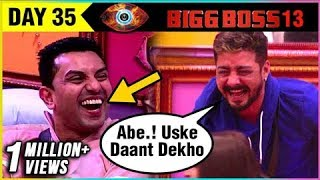 Hindustani Bhau Makes FUN Of Tehseen Poonawalla & Paras Chhabra | Bigg Boss 13 Episode Update