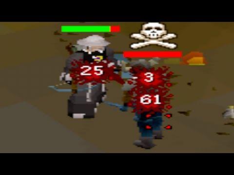Runescape 2007 Sparc Mac S Pk Video 1 Dark Bow