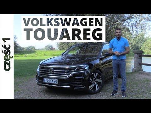 Volkswagen Touareg 3.0 V6 TDI 286 KM, 2018 - Test AutoCentrum.pl #399