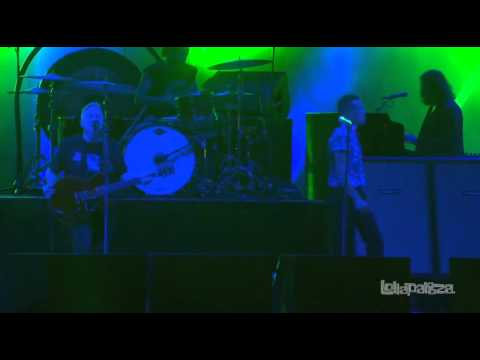 Lollapalooza 2013: The Killers and Bernard Sumner - Shadowplay