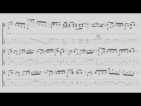 Tommy Emmanuel - Imagine (Transcription + Alternative ending)