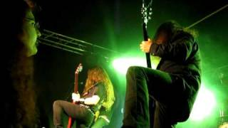 Vicious Rumors - Blistering Winds, 16.10.2010, Live at The Rock Temple, Kerkrade/NL