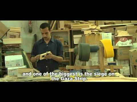Gaza's Ark: Freedom for the Furniture Makers