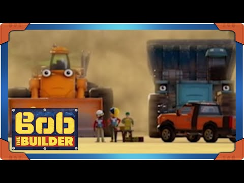 Bob The Builder | MEGA Machines Trailer! ⭐  New Movie Coming Soon! | Videos For Kids