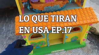 LO QUE TIRAN EN USA EP .17