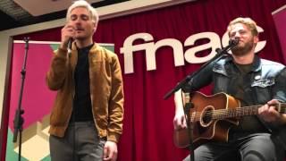 """MISS CAFFEINA """"Mira como vuelo"""" - Fnac Málaga, 10/03/16"""