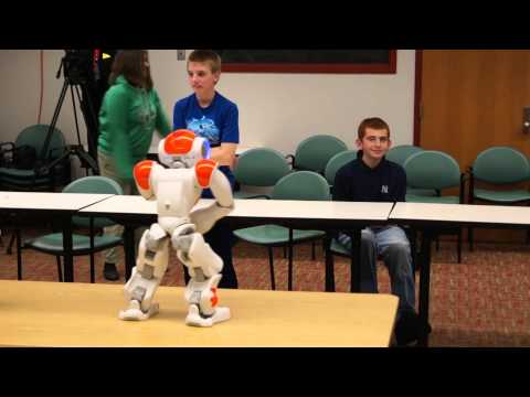 River Street School in Windsor Enhances Student Learning with Robots