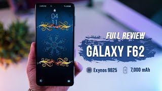 Samsung Galaxy F62 - Unboxing and Full Review (Laser Blue)