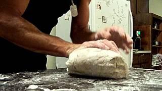 Sour Dough, Oatmeal Bread 1/6 Chef John The Ghetto Gourmet Show Ii