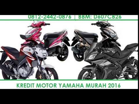 0812-2442-0876 | PRICE LIST KREDIT MOTOR YAMAHA BANDUNG