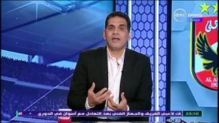 المقصورة - جمال الغندور يرد على اعتراض حسن المستكاوي بسبب الوقت الضائع