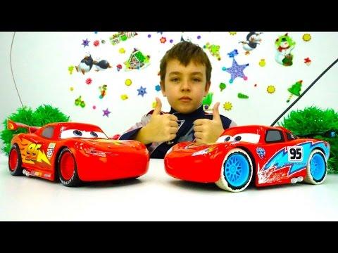 #Машинки, #Маквин и СУПЕР гонки. Видео для детей #Тачки. Игры для мальчиков