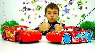 Машинки Маквин и супер гонки. Видео для детей