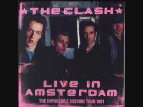 Somebody Got Murdered (Live) - The Clash