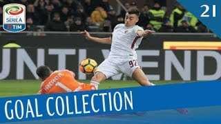 GOAL COLLECTION - Giornata 21 - Serie A TIM 2017/18