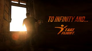 To Infinity And.... Parkour | Andrey Infinity