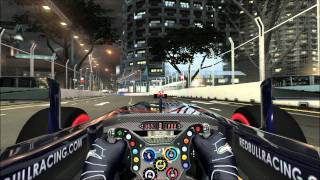 F1 2011 Replay Demo PC - Singapore