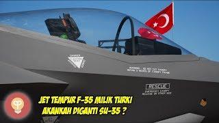 Gambar cover TURKI DIKELUARKAN DARI F-35 USA, RUSIA : JET TEMPUR SU-35 SIAP DIKIRIM KE TURKI