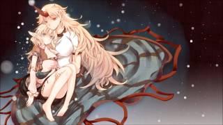 【東方ボーカル】 Withered white rose 【ユウノウミ】