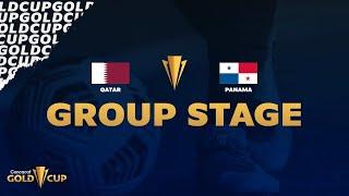 2021 Gold Cup   Qatar vs Panama