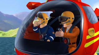 Feuerwehrmann Sam Deutsch Neue Folgen 🔥Blick vom Hubschrauber 🚁 Zeichentrick für Kinder