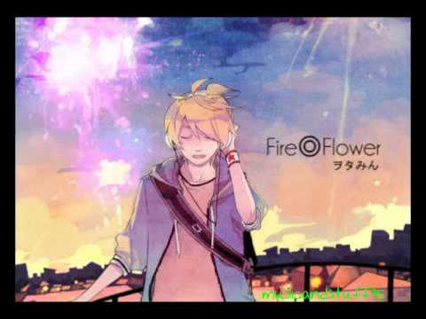 Fire Flower ~ Clear