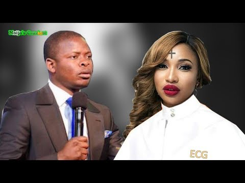Prophet Bushiri Ordains Tonto Dikeh A Prophetess- Hilarious