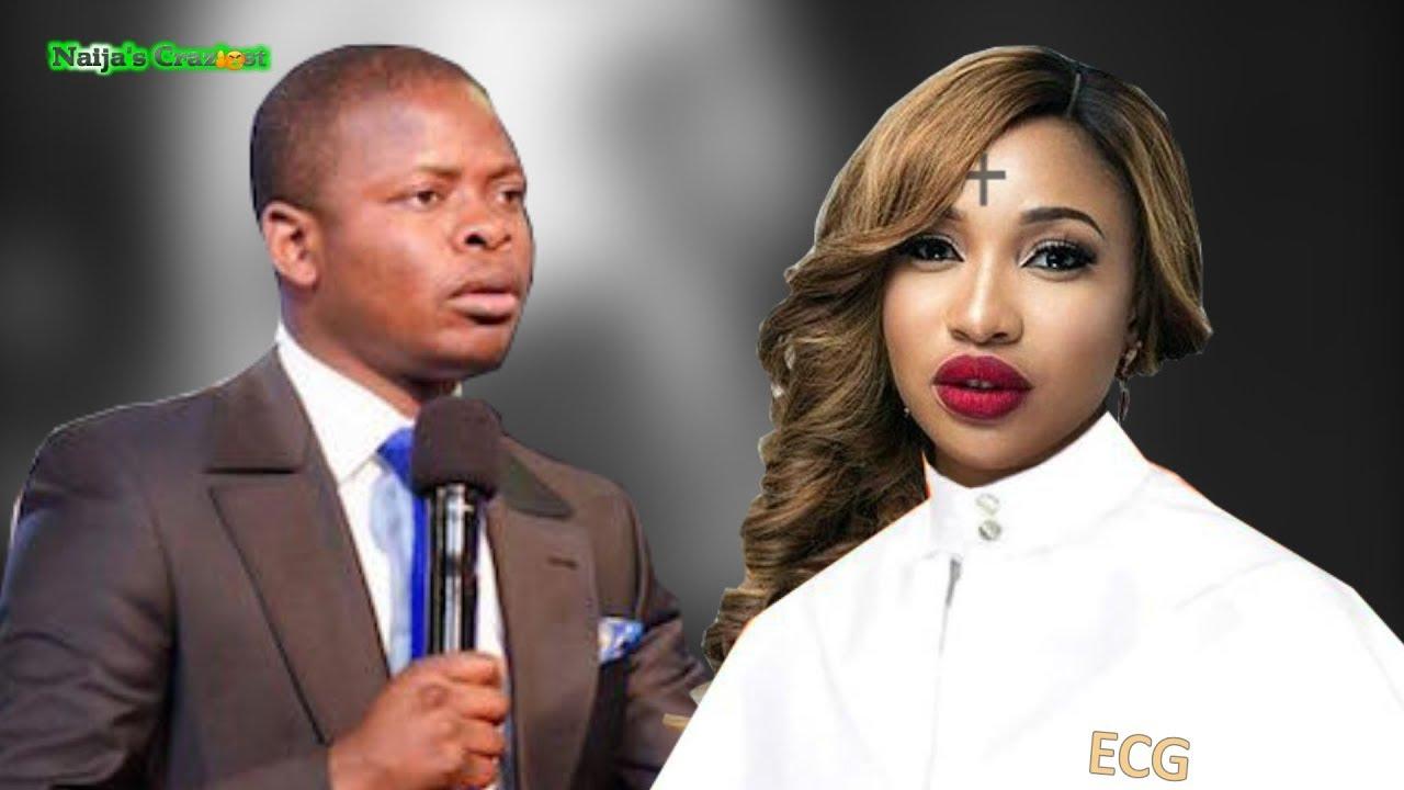 Download Prophet Bushiri Ordains Tonto Dikeh A Prophetess- Hilarious Parody