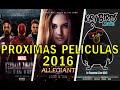 TOP Películas 2016 / Los Mejores Estrenos de Cine