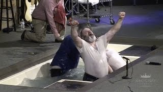 Water Baptism Service (11am Sunday 1/31/16)