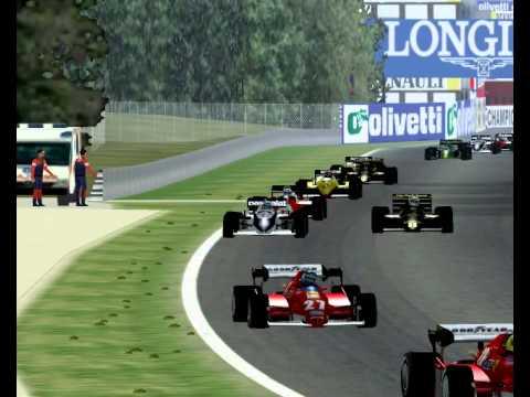 F1C 1983 Imola Di San Marino Gran Premio Grand Prix Formula 1 Season Turbo Mod corrida características que contribuem full Race F1 Challenge 99 02 game year 2 GP 4 3 World Championship 2012 rFactor 2013 2014 2015  02 22 14 52