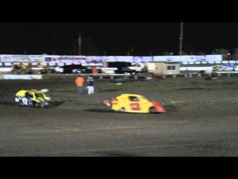 Santa Maria Speedway Sr. Mini Dwarf  main 5/24/14